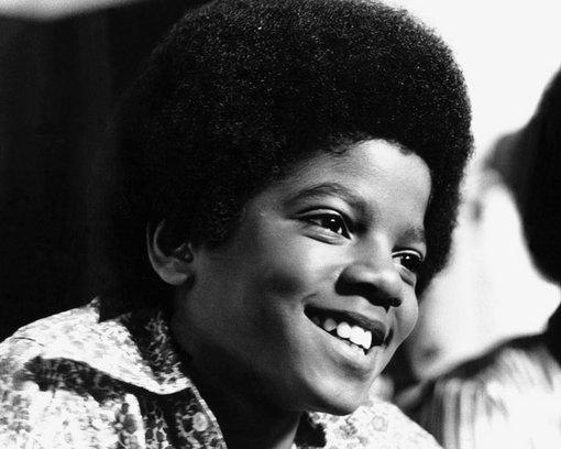 Michael Jackson at age 13