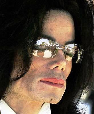 Michael Jackson at age 46