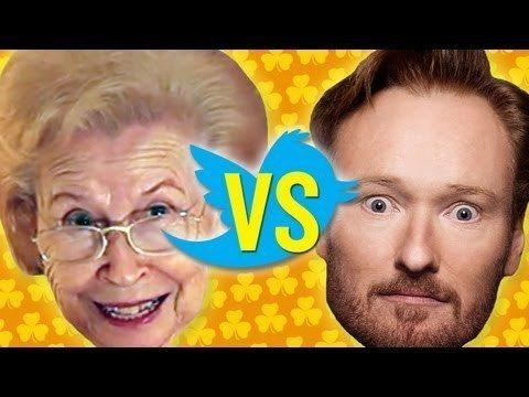 Video thumbnail for youtube video Grandma Reads Conan's Tweets – PBH2