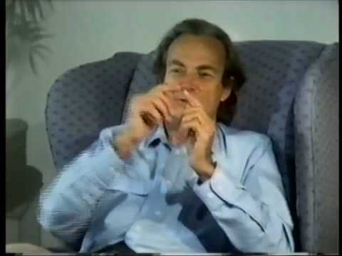 Video thumbnail for youtube video Richard Feynman On Jiggling Atoms