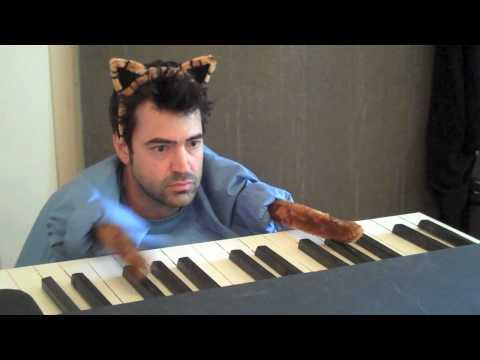 Video thumbnail for youtube video Keyboard Cat Redux By Ron Livingston