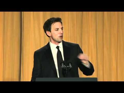 Video thumbnail for youtube video Seth Meyers Destroys Donald Trump