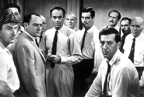 Twelve Angry Men Movie