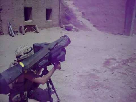 Video thumbnail for youtube video Epic Javelin Missile In Afghanistan