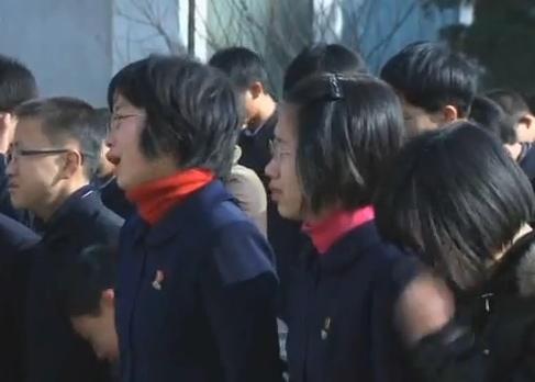 North-Koreans-Crying