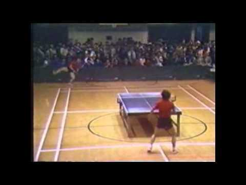 Video thumbnail for youtube video Absolutely Absurd Ping Pong Skills