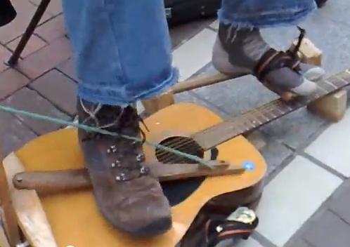 banjo-feet