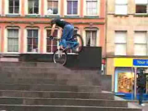 Video thumbnail for youtube video Extreme Biking In Scotland