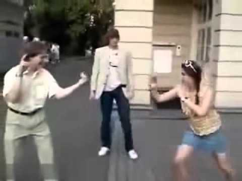 Video thumbnail for youtube video Girl Excels In Tae Kwon Don't