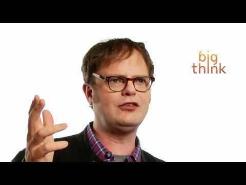 Video thumbnail for youtube video Rainn Wilson On Awkward Humor