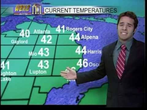 Video thumbnail for youtube video Best Weatherman Ever