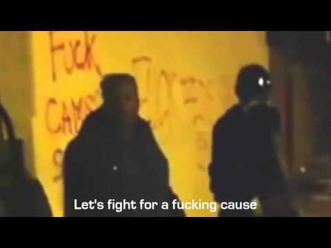 Video thumbnail for youtube video Brave Woman Speaks The Truth On Riots In London