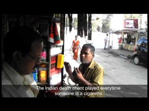 Video thumbnail for youtube video Innovative Anti-Smoking Campaign In India