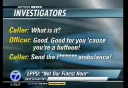 911-cursing-video