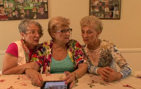 Grandmas React 70 Year Old Virgin