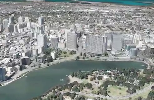3D Google Earth