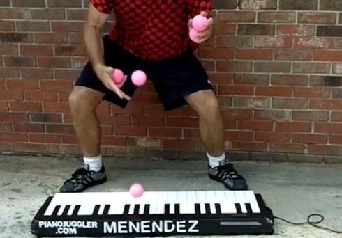 A Juggling Genius