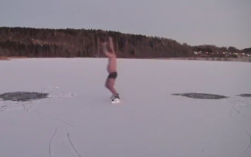 Meanwhile, In Norway..