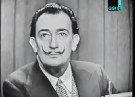 Salvador Dalí On 'What's My Line'?