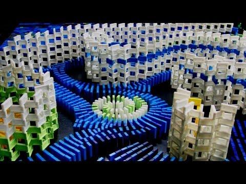 Starry Night — Domino Version