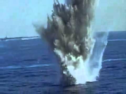 Kamikaze Attacks On American Ships During World War 2