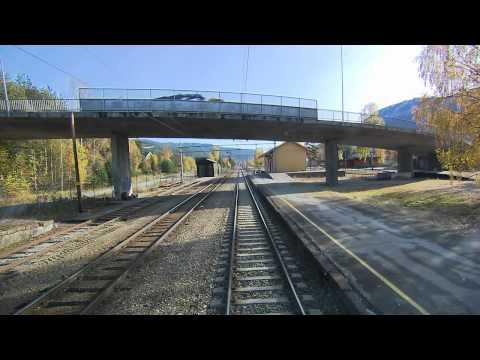 A 6 Hour Train Ride Through Norway