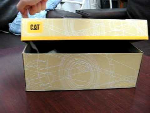 Video thumbnail for youtube video Cat In A Box