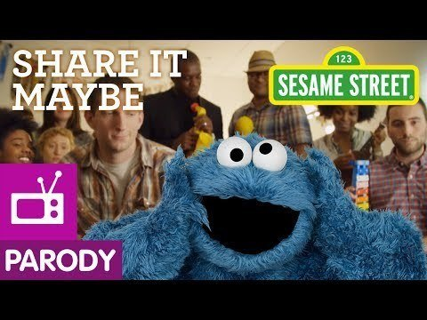 Video thumbnail for youtube video Cookie Monster Covers 'Call Me Maybe'