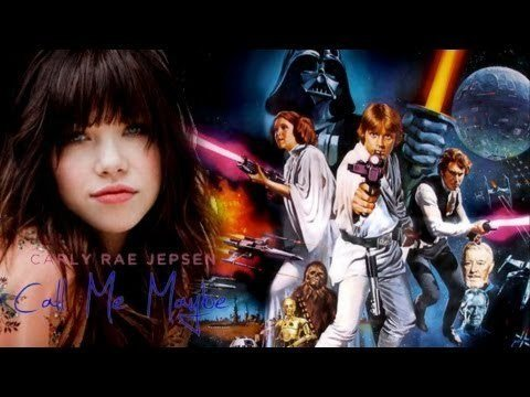 Video thumbnail for youtube video Star Wars Call Me Maybe – PBH2