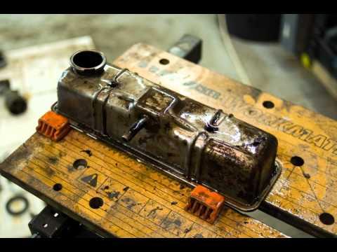 Rebuilding A Car Engine Over 11 Months