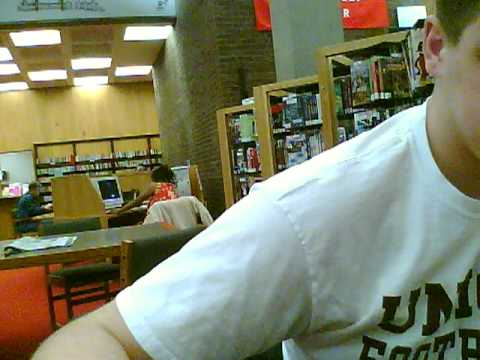 Crazy Library Lady