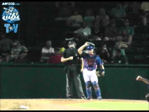 Video thumbnail for youtube video Baseball Umpire Ejects Music Man