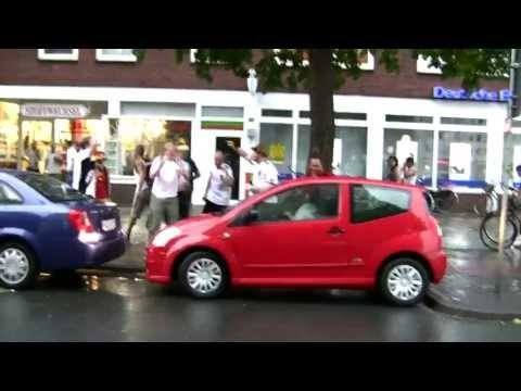 Video thumbnail for youtube video Celebrating An Awesome Parking Job