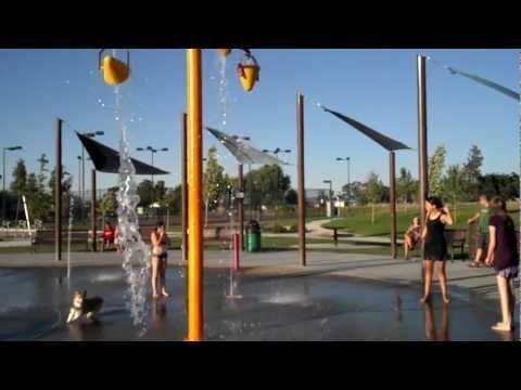 Video thumbnail for youtube video Corgi Loves The Water Park