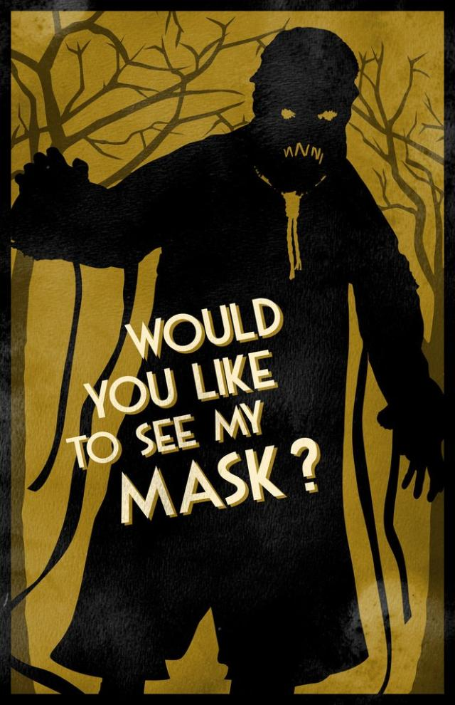 Dark Knight Posters Scarecrow