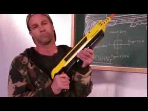 Video thumbnail for youtube video Killing Flies With A Gun That Shoots Salt