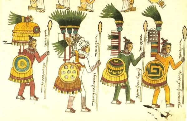 Weirdest Historical Facts Toltecs