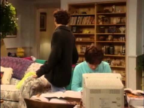 Roseanne Predicts Internet Addiction