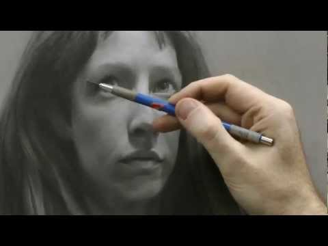 An Incredible Time Lapse Portrait