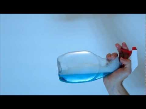 Make A Spray Bottle Work In Any Direction