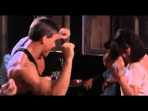 Van Damme Gets Down To Techno