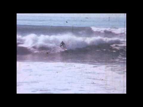 Surfing Pismo Beach In 1979