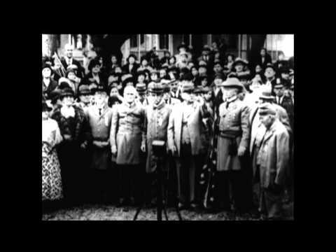 Video thumbnail for youtube video Confederate Veterans Do The Rebel Yell