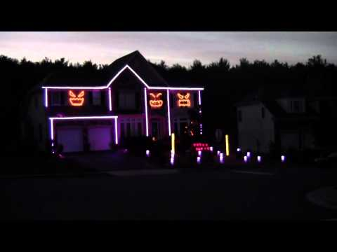 Halloween House Gangnam Style