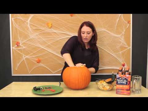 Turn Your Pumpkin Into A Keg
