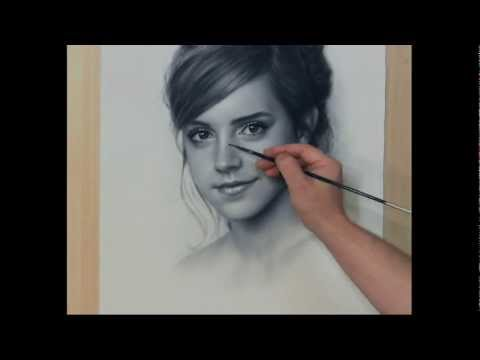 Incredible Speed Portraits