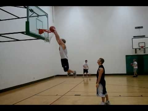 The Whitest Dunk Of All Time