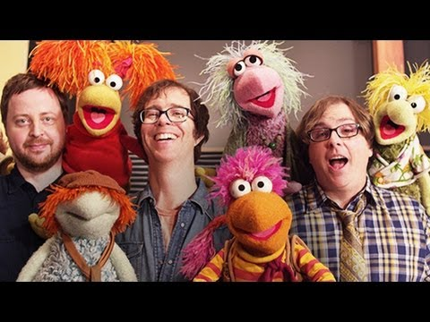 Heaven Is A Ben Folds Five And Fraggle Rock Video