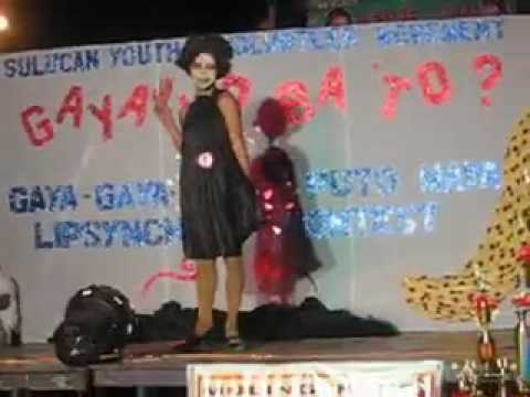 The Creepiest Lip Syncing Performance Ever