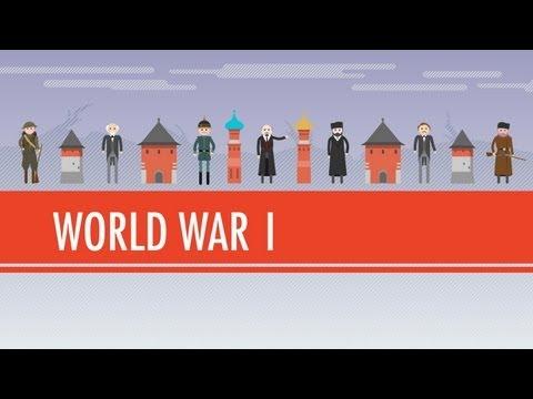 Understanding World War One